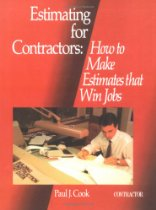 Estimating for ContractorsCook